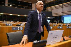 DE MEO Salvatore in the EP in Brussels