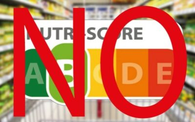 FARM TO FORK, NO AL NUTRISCORE
