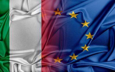 IL NEXT GENERATION: L'UE C'E', L'ITALIA?