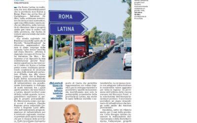 Latina Oggi 4 agosto 2020